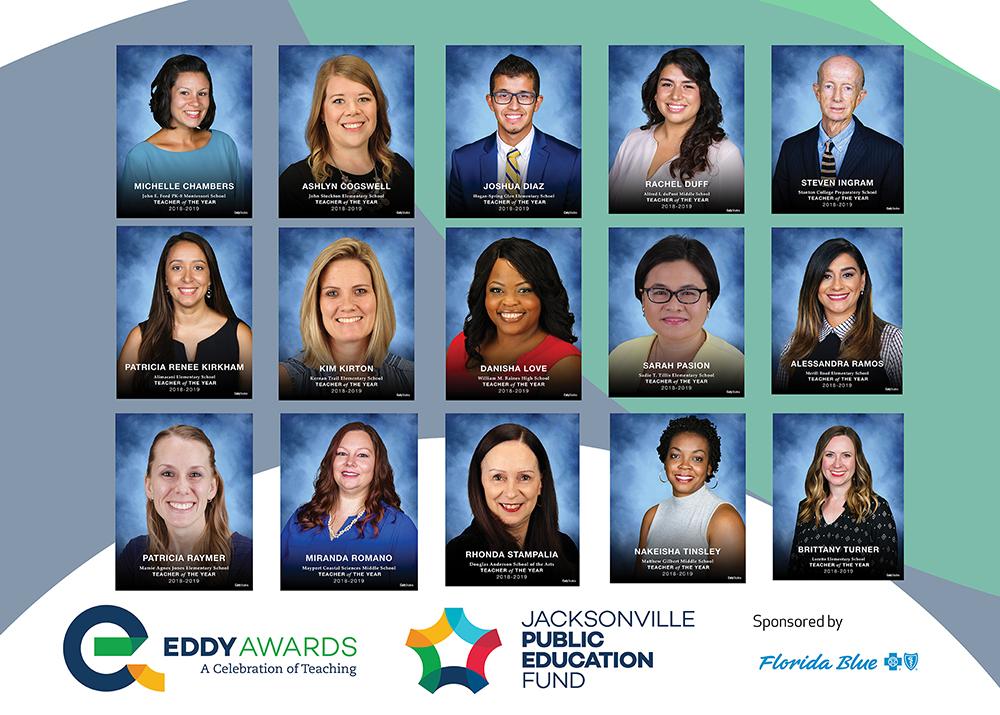 Fifteen Teachers Named Semi Finalists For 2019 Florida Blue