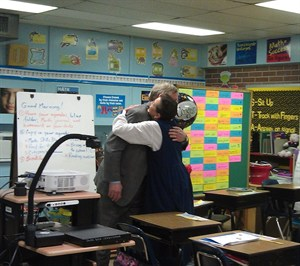 Teacher of the Year - five finalists announced! (Photos)