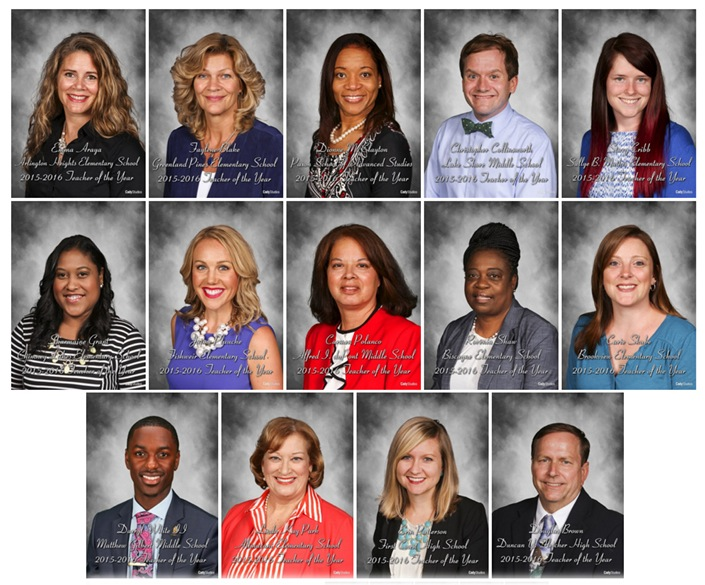 Teacher Of The Year 2016: Semi finalists named for 2016 Florida Blue Duval County Teacher of    ,
